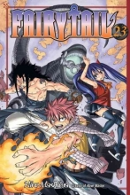 Mashima, Hiro Fairy Tail 23