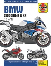Matthew Coombs BMW S1000RR/R & XR Service & Repair Manual (2010 to 2017)