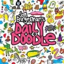 Burgerman, Jon Jon Burgerman`s Daily Doodle
