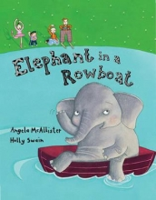 McAllister, Angela Elephant in a Row Boat