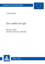 Fortea, Carlos Dos cambios de siglo
