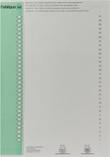 , Ruiterstrook Elba Nr 9 157x7mm lateraal groen