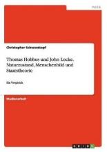 Schwarzkopf, Christopher Thomas Hobbes und John Locke. Naturzustand, Menschenbild und Staatstheorie