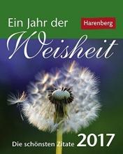 Ein Jahr der Weisheit 2017 Mini-Geschenkkalender