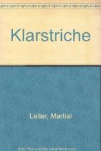 Leiter, Martial Klärstriche