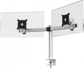 , Monitorarm Durable met klem voor 2 schermen
