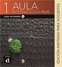 , Aula int Plus 1 - ed anotada para docentes
