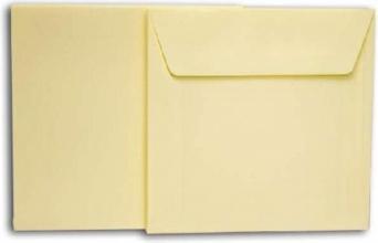 , Envelop design ivoor 14x14