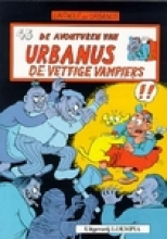 W.  Linthout Urbanus De vettige vampiers