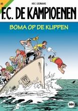 Hec  Leemans F.C. De Kampioenen Boma op de klippen 82