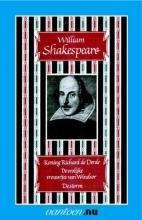 W.  Shakespeare Vantoen.nu Koning Richard de Derde/De vrolijke vrouwtjes van Windsor/De storm