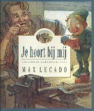 Max  Lucado Nerflanders-Serie Je hoort bij mij