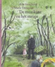 Verschuur, R. De muzikant en het meisje + CD