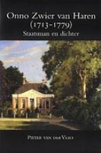 P. van der Vliet , Onno Zwier van Haren (1713-1779)