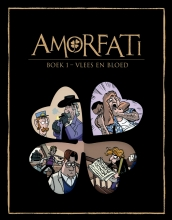 Barreveld,,Jan Dirk/ Leisink,,René Amorfati Hc01