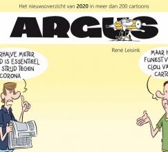 René Leisink , Argus 2020