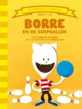 Jeroen  Aalbers Borre en de Soepballen