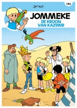Nys,,Jef Jommeke 184
