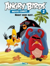 Rovio Angry Birds - Movie Comics 02