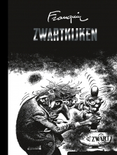 André,Franquin Zwart Kijken Hc01