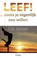 Gijs Jansen , Leef!