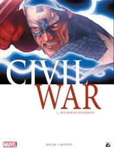 Mark  Millar Civil War 3