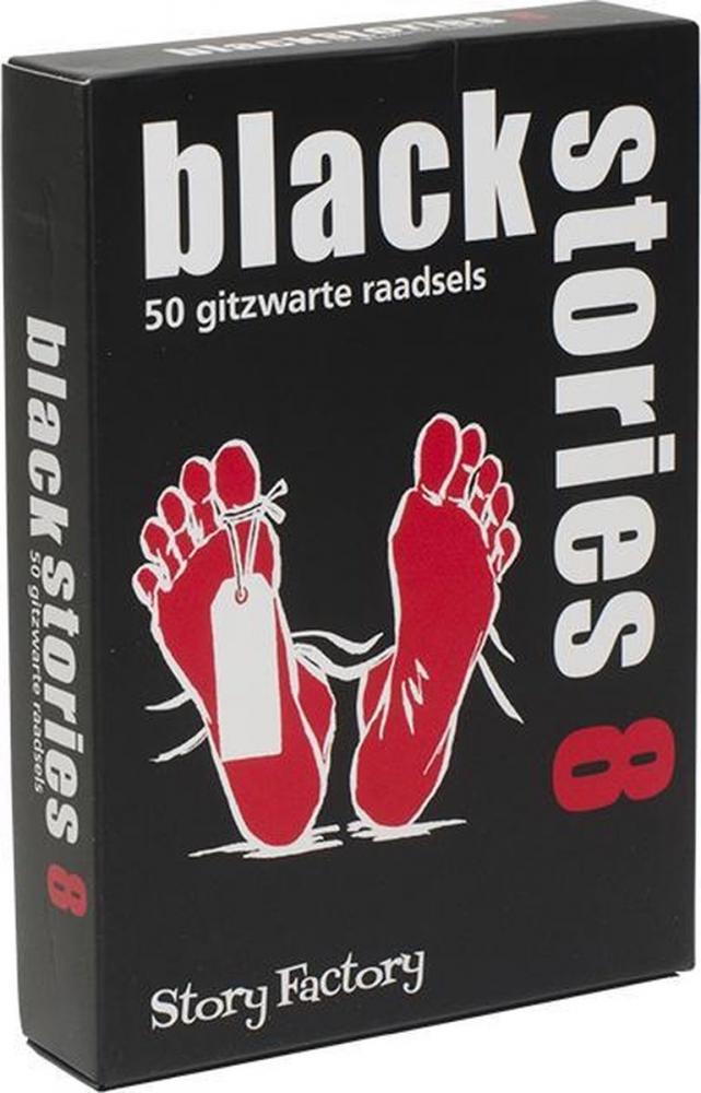 Stf-bs8,Black stories 8