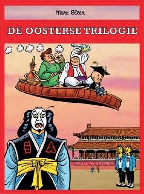 Marc Sleen,De Oosterse trilogie