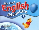 Mady Musiol,   Magaly Villarroel, My First English Adventure, Level 1 Posters