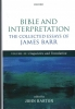 Barr, James,   Barton, John, Bible and Interpretation