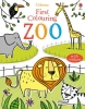 Greenwell, Jessica, First Colouring Book Zoo