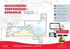 , Sportbootkarten Satz 2: Mecklenburg-Vorpommern - Bornholm (Ausgabe 2019)