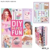 ,<b>Topmodel diy paper fun book</b>