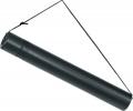 ,<b>Tekeningkoker linex zoom 74cm doorsnee 6cm zwart</b>