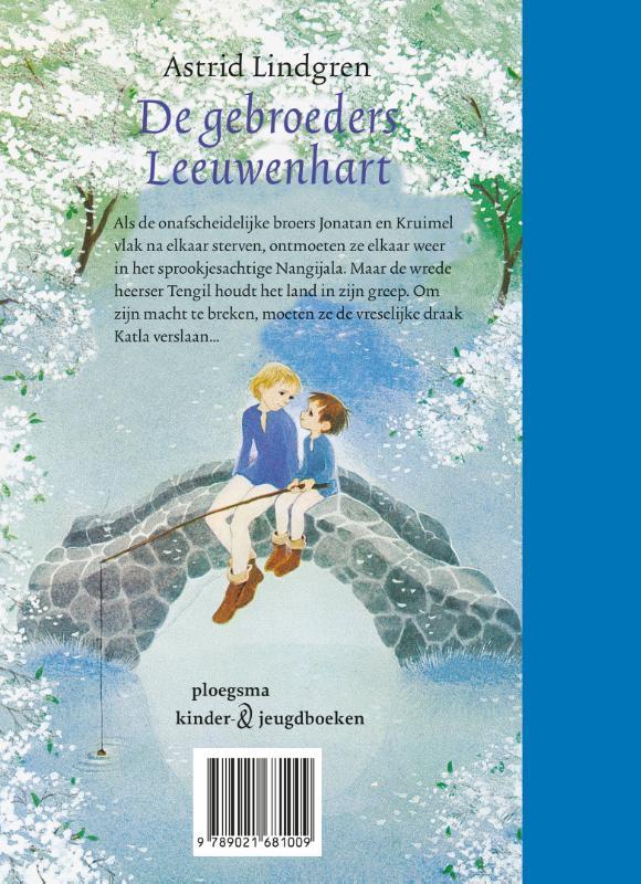 Astrid Lindgren,De gebroeders Leeuwenhart