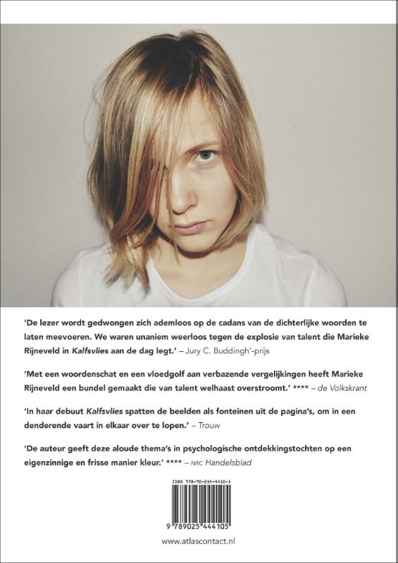 Marieke Lucas Rijneveld,Kalfsvlies