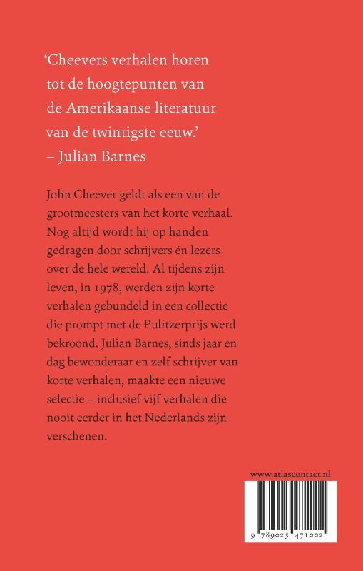 John Cheever,Visioen van de wereld en andere verhalen