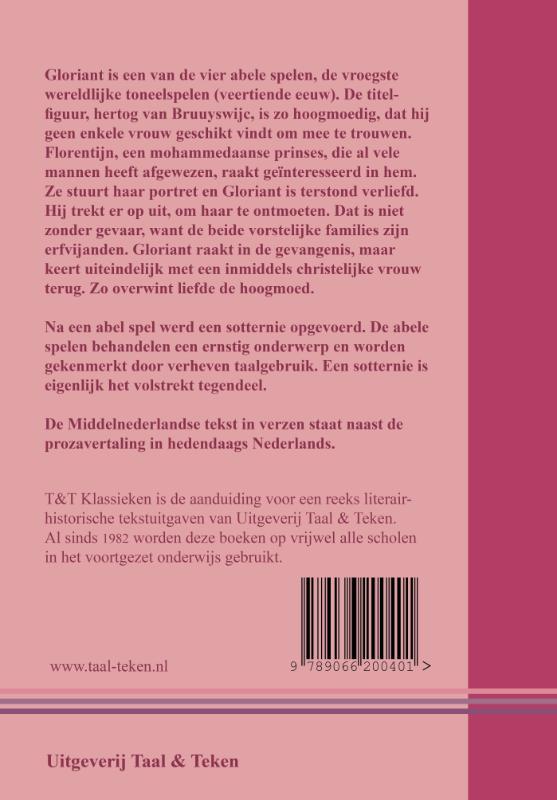 Hessel Adema,Gloriant, gevolgd door De Buskenblaser