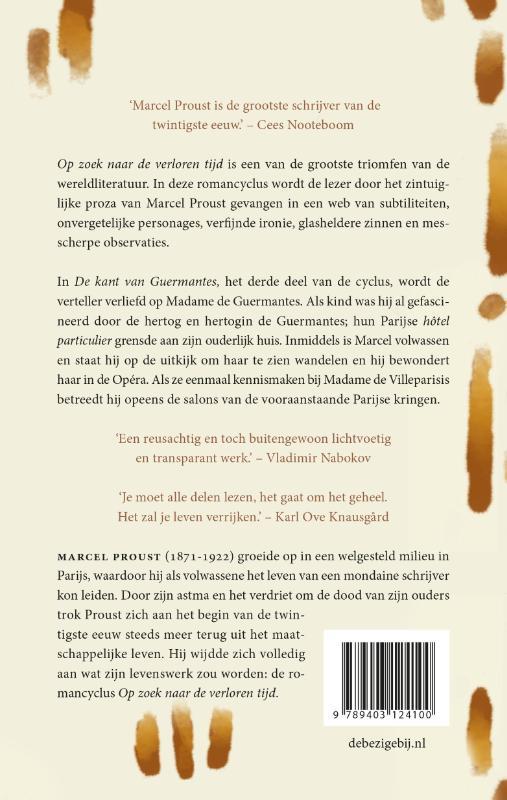 Marcel Proust,De kant van Guermantes