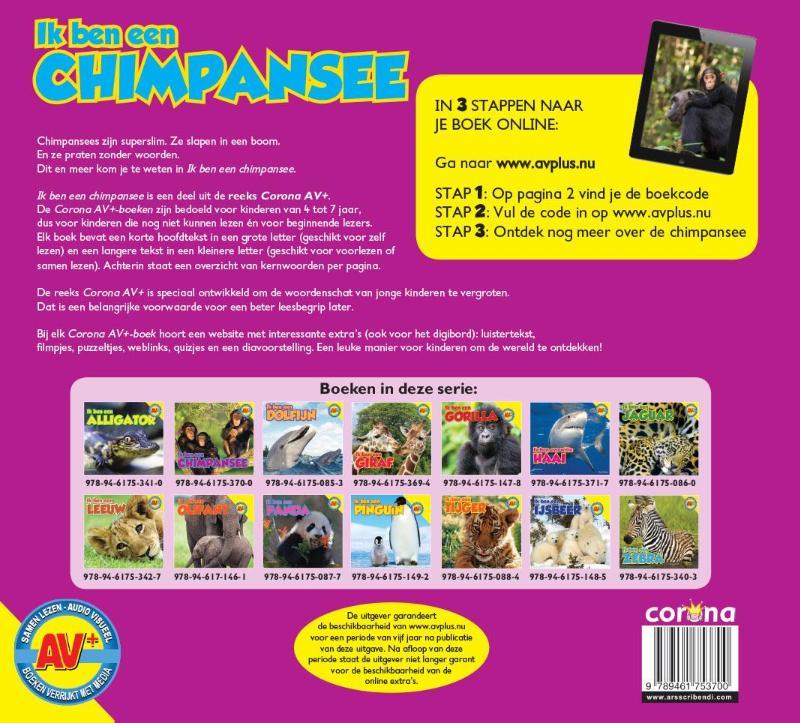 Karen Durrie,Chimpansee