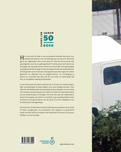 René Kok, Erik Somers, Paul Brood,Het grote Jaren 50 boek
