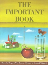 Brown, Margaret Wise The Important Book