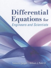 Cengel, Y. A.,   Palm, W. J, III Differential Equations for Engineers and Scientists