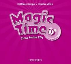 Magic Time: Level 1: Class CD