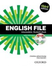English File: Intermediate: Student`s Book with iTutor