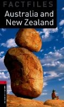 Lindop, Christine Oxford Bookworms Library Factfiles: Level 3: Australia and New Zealand Audio Pack