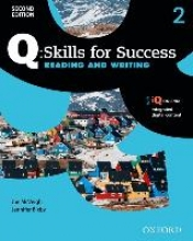 Q Skills for Success: Level 2. Reading & Writing Student Book with iQ Online