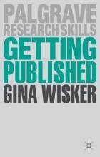 Gina Wisker Getting Published