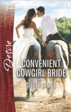 James, Silver Convenient Cowgirl Bride