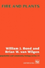 W.J. Bond,   B. W. Van Wilgen Fire and Plants